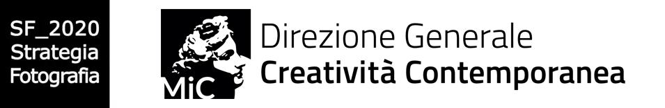 Strategia Fotografia 2020 - MiC Direzione Generale Creatività Contemporanea